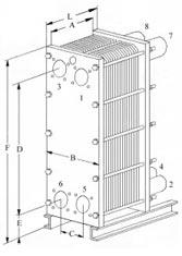 Теплообменники вто Кожухотрубный конденсатор ONDA CT 1042 Дербент
